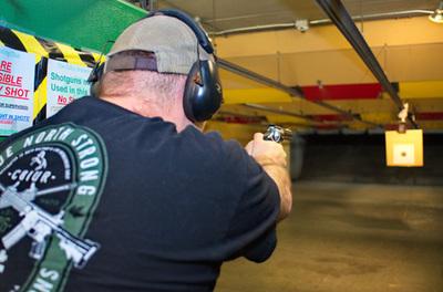 Waterloo Firearms Range